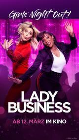 Lady Business - Poster