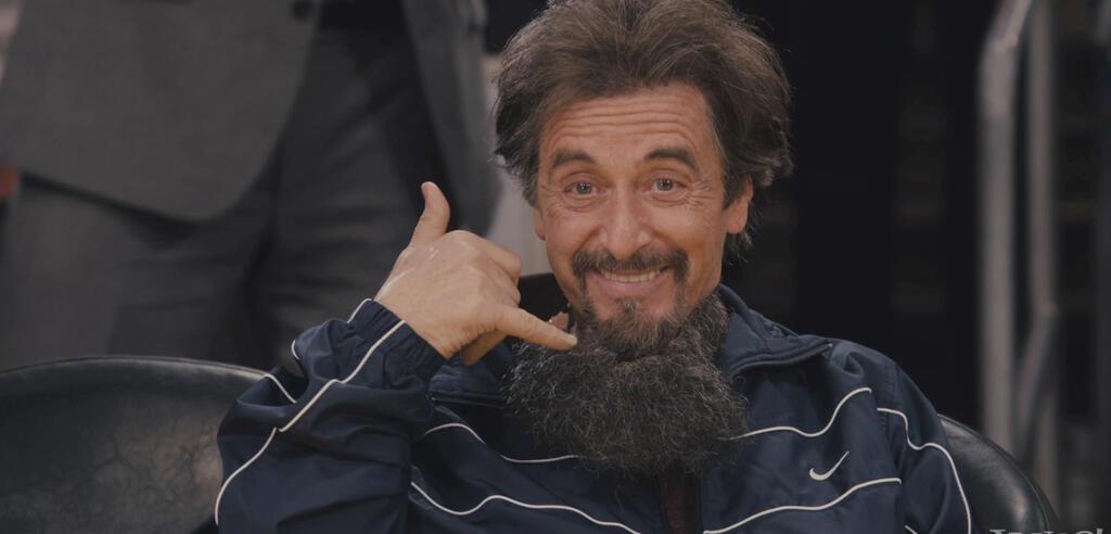 Bitte melden Sie sich, wenn Sie Antworten haben. Glückwunsch, Herr Pacino!