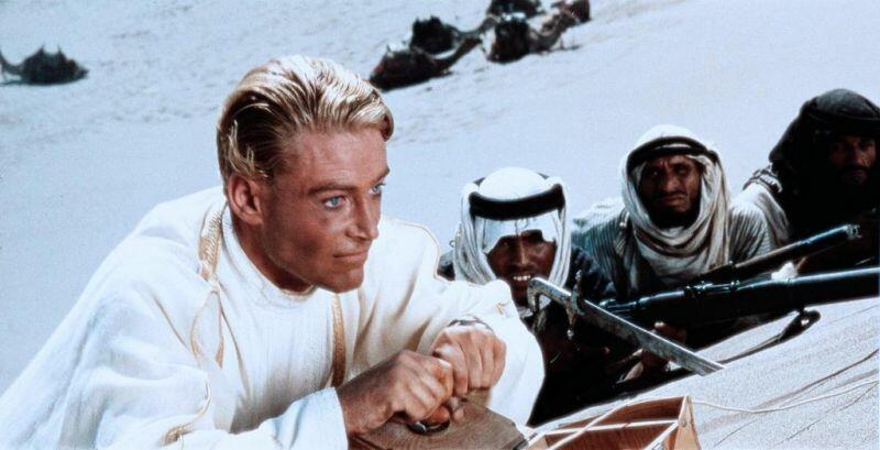 Lawrence von Arabien mit Peter O'Toole