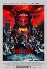 Hell Fest - Poster