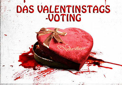 My funny Valentine...