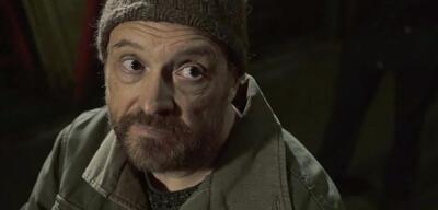 Josef Hader als Brenner in Das ewige Leben