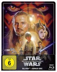 Star Wars 1: Die dunkle Bedrohung als Steelbook