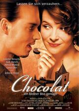 Chocolat - Poster