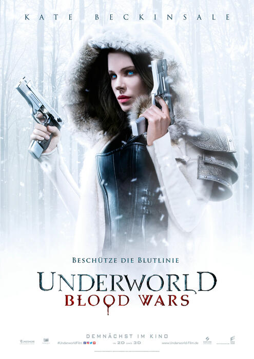 Underworld 5: Blood Wars mit Kate Beckinsale