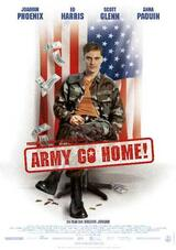 Army Go Home! - Poster