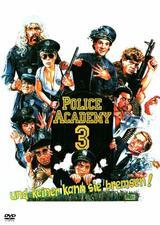 Police Academy III - Keiner kann sie bremsen - Poster