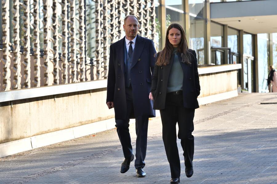 Herr und Frau Bulle: Abfall mit Alice Dwyer und Johann von Bülow