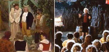 Der Herr der Ringe im Vergleich: Bilbo