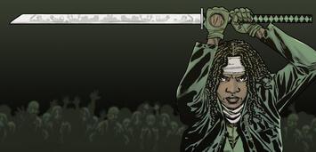 Bild zu:  Michonne kehrt zurück