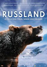 Russland - Im Reich der Tiger, Bären und Vulkane - Poster