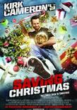 Saving christmas poster