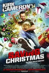 Saving Christmas - Poster