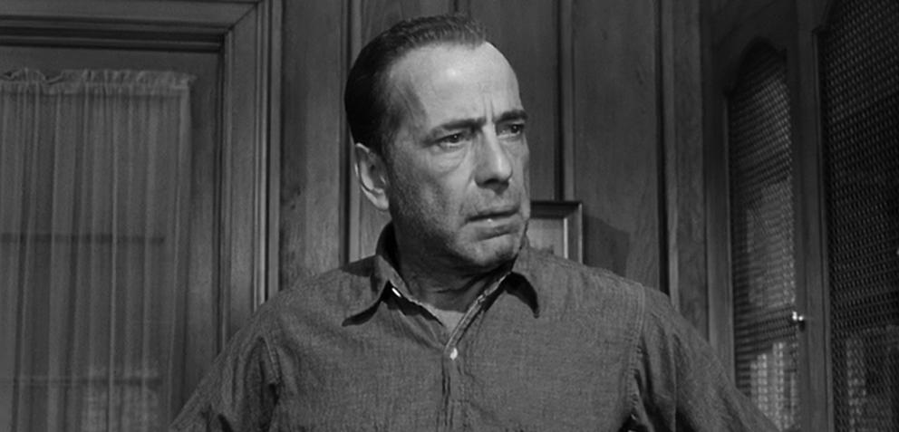 Humphrey Bogart in An einem Tag wie jeder andere