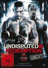Undisputed III: Redemption - Poster