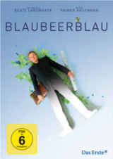 Blaubeerblau - Poster