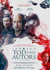 Intrigo: Tod eines Autors - Poster