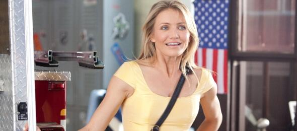 Cameron Diaz hat an ihrem 40. Geburtstag gut lachen - Bild 1 von 12