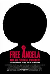 Free Angela & All Political Prisoners - Poster