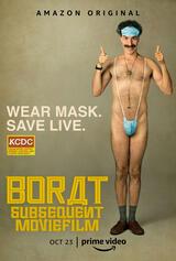 Borat 2: Anschluss Moviefilm - Poster