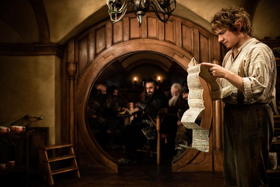 Der Hobbit: Eine unerwartete Reise mit Martin Freeman