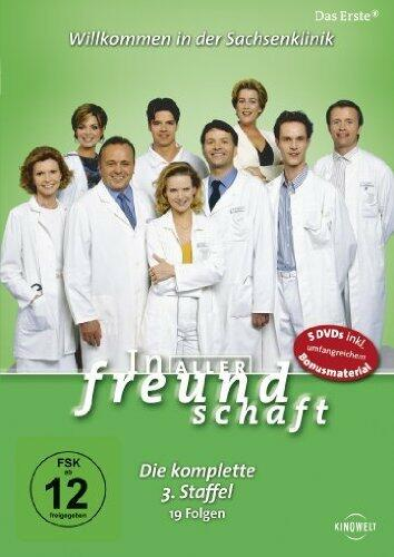 In aller Freundschaft - Staffel 3