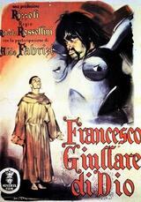 Franziskus, der Gaukler Gottes - Poster