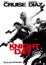 Knight and Day - Poster