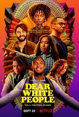 Dear White People - Staffel 4 - Poster