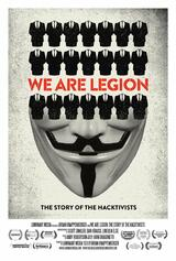 We Are Legion - Poster