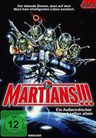 Martians - Ein Außerirdischer kommt selten allein