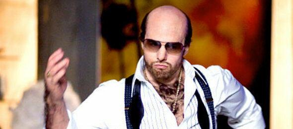 Tom Cruise als Les Grossman