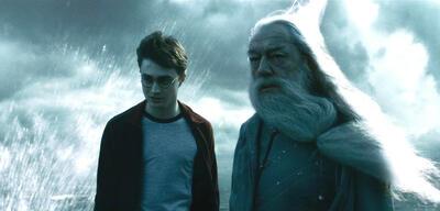 Harry Potter und Albus Dumbledore