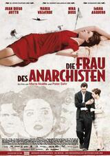 Die Frau des Anarchisten - Poster