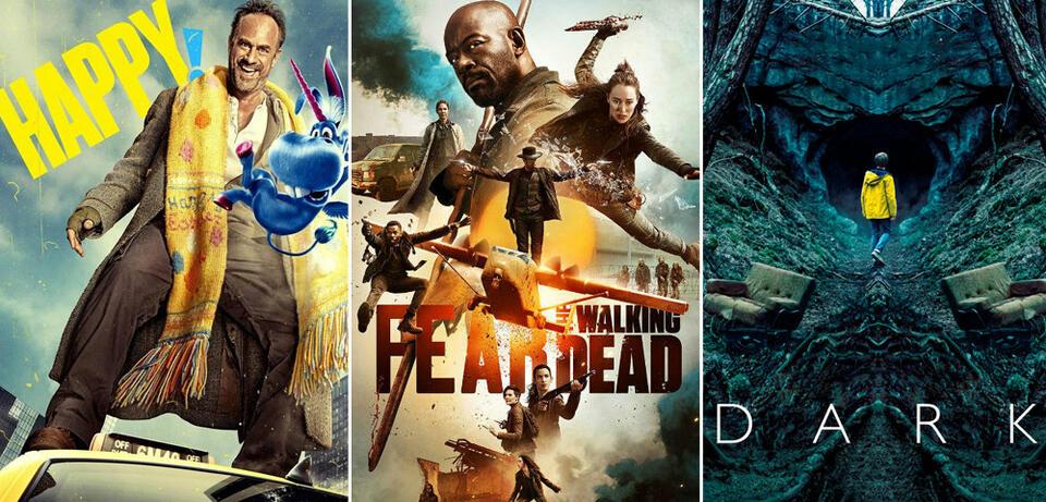 Neue Serien und Staffeln im Juni 2019