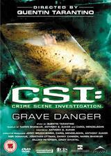CSI: Den Tätern auf der Spur - Grabesstille - Poster