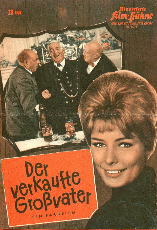 Der Verkaufte Großvater 1962