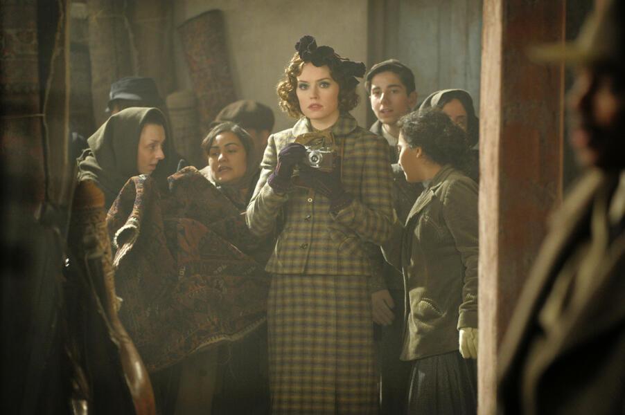 Mord im Orient Express mit Daisy Ridley