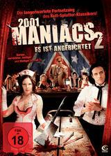 2001 Maniacs 2 - Es ist angerichtet - Poster