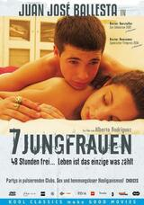 7 Jungfrauen - Poster
