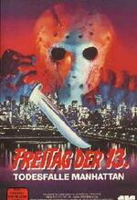 Freitag der 13. - Todesfalle Manhattan Poster