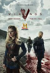 Vikings - Staffel 3 - Poster