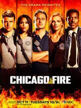 Chicago Fire - Staffel 5 - Poster