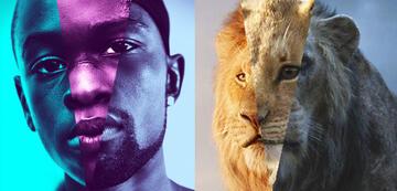 König der Löwen im Moonlight-Stil?