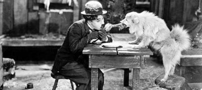 Charlie Chaplin in Goldrausch