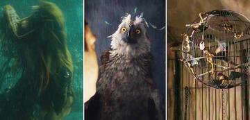 Phantastische Tierwesen 2: Kelpie, Augurey und Firedrake