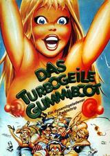 Das turbogeile Gummiboot - Poster