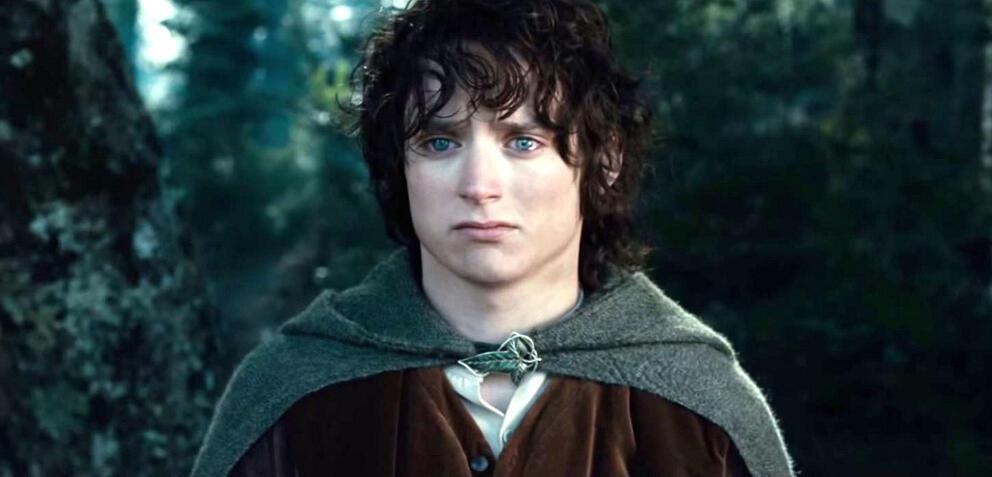 Frodo in Die Gefährten