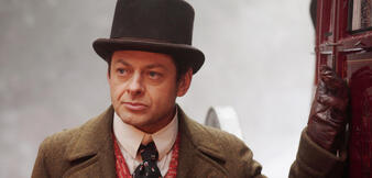 Andy Serkis in The Prestige