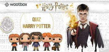 Bild zu:  Ein Quiz für wahre Potterheads